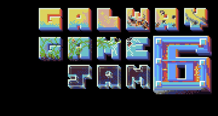 Galway Game Jam 6 pixel art